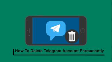 h;ow to delete telegram account permanently