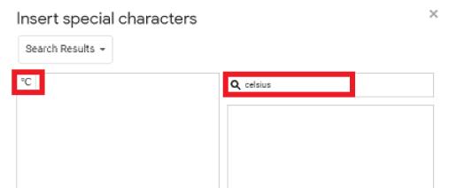 Add Symbols In Google Docs