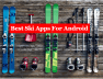 best ski apps for nadird