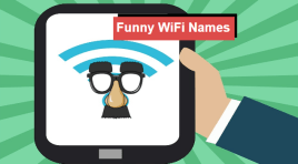 101 Funny WiFi Names 2021 | You Haven't Seen These Yet
