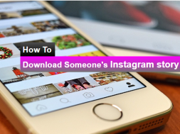 how to download onstagram story