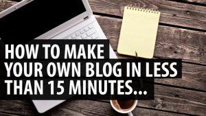 अपना खुद का ब्लॉग कैसे बनाये और Adsense से पैसे कैसे कमायें