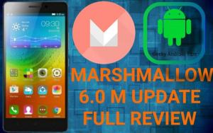 Lenovo K3 Note Ko Officialy MarshMallow Me Kaise Upgrade Kare ? Step By Step Full Guide