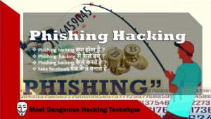Phishing Hacking Kya Hota Hai | Phishing Hacking Se Kaise Bache