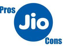 Jio Sim 4G Logo