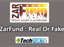 zarfund real or fake