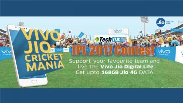 Get Free 168GB 4G Internet with Vivo Smartphone | IPL Contest 2017