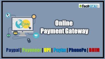Online Payment Gateway Kya hai? | Paypal Kis Liye Use Hota Hai