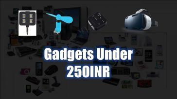 Top 10 Useful Gadgets Under 250INR (250 रुपये)