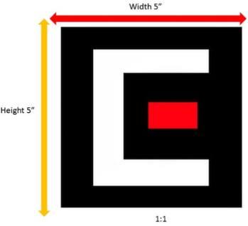 Aspect ratio of image