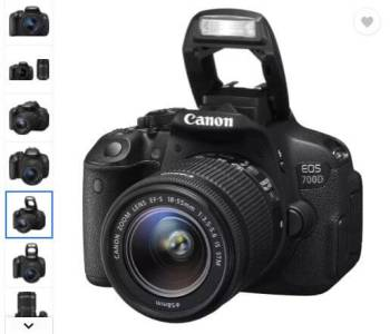canon eos 700d best dslr camera