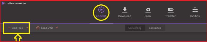 Convert Videos Process
