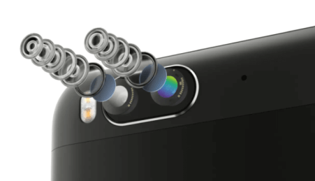 Flipkart Billion phone Dual Camera