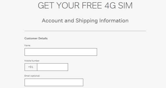 Convert Airtel to 4G free