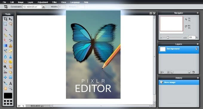 free photo editing software download