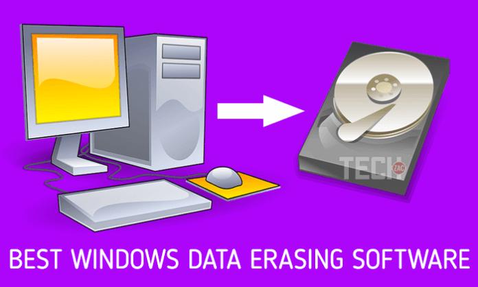 Best Windows Data Erasing Software