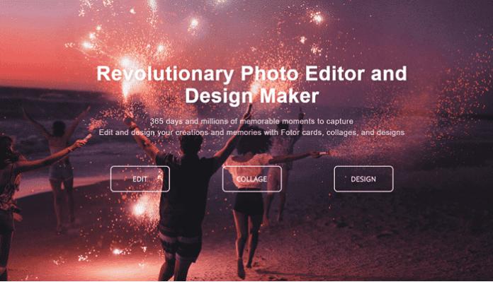 fotor photo editor online