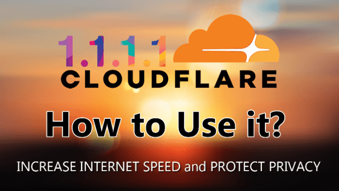 How to Use Cloudflare's 1.1.1.1 DNS