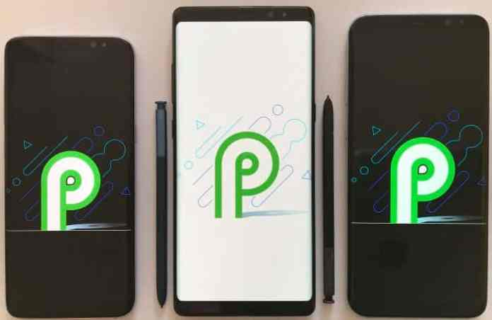 Download and Install Android P Public Beta
