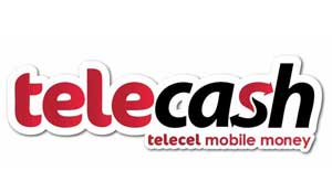 The Telecash logo