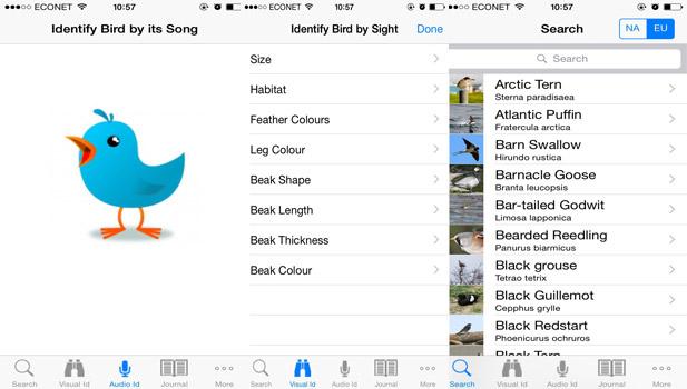 Twigle iOS ScreenShots