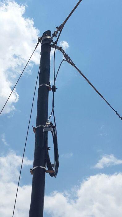 Liquid Telecom Overhead Fibre Zimbabwe