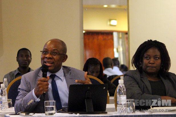 Wellington Makamure, the Liquid Telecom ZImbabwe MD