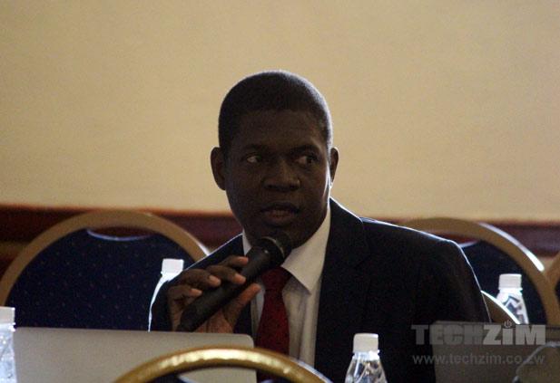 Kezito Makuni, Econet Representative