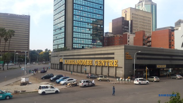 City of Harare - Karigamombe