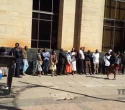 Cash Crisis, bank Queues, Zimbabwean Banking
