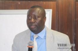 Kangai Maukazuva, the CTO of AMH present on regulatory impact of the Cybercrime Bill