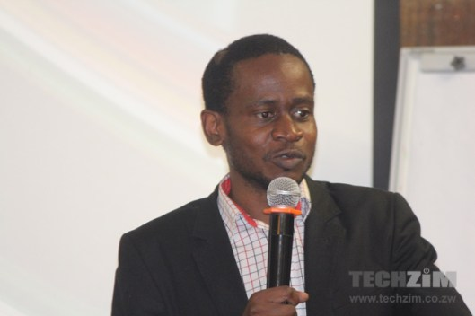 Chris Musodza from DSZ speaks on data and the impact on the cybercrime