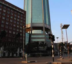 Central Bank Zimbabwe, Harare, Samora Machel Avenue, Regulators, tallest Building Zimbabwe, Reserve Bank of Zimbabwe