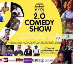 Zimbabwean Standup comedy