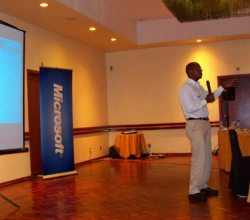 Panashe Chiurunge, Developer & Entreprenuer