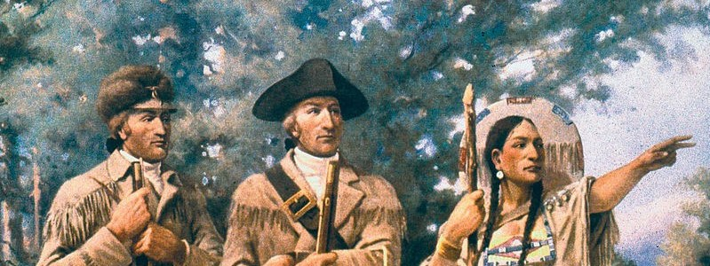 Sacagawea: Pioneer Interpreter