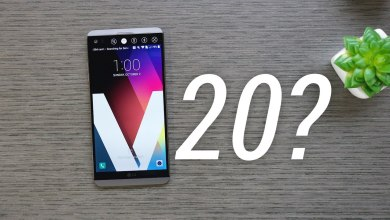 Photo of The Lg V20