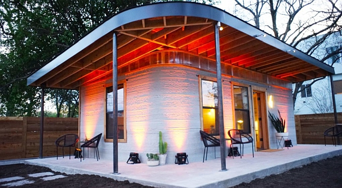 buy 3D printed home