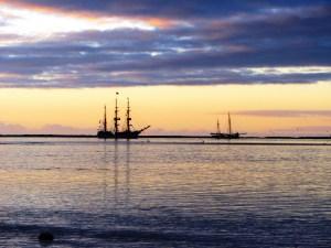 bucket list adventure on board sailing vessels