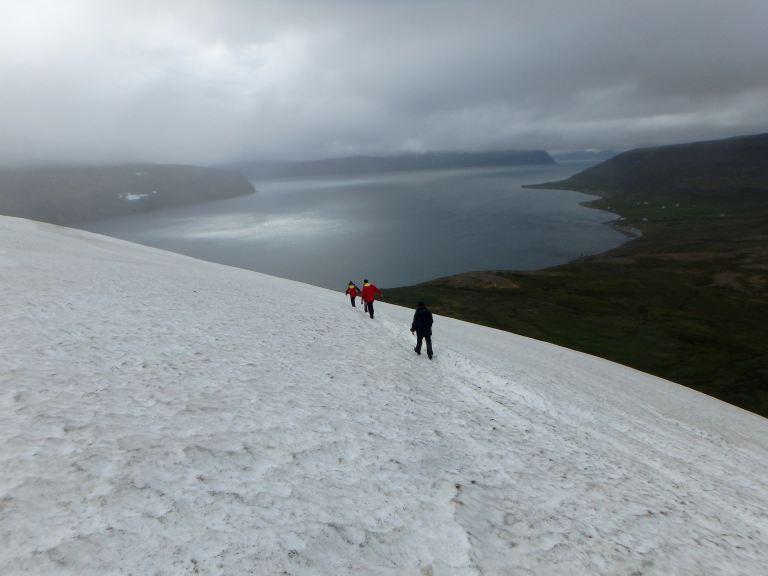 Isafjordur Greenland