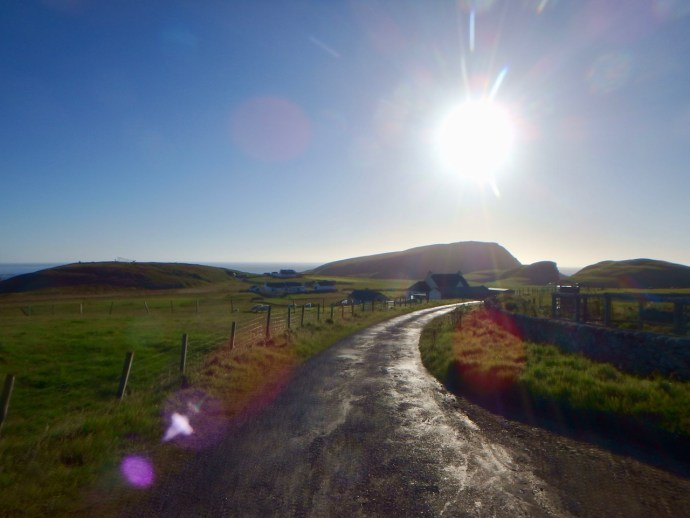 Fair Isle - Mist and Myths | Tecla