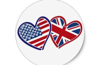 britânico ou americano