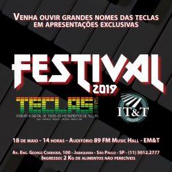 FESTIVAL Teclas E Afins - EM&T