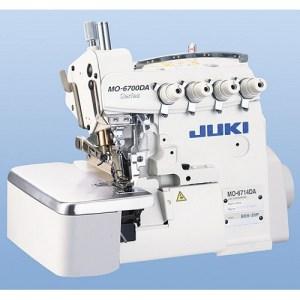 Màquina Overlock JUKI 2 agulles 4 fils MO6714DA