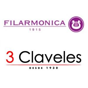 FILARMONICA 3CLAVELES