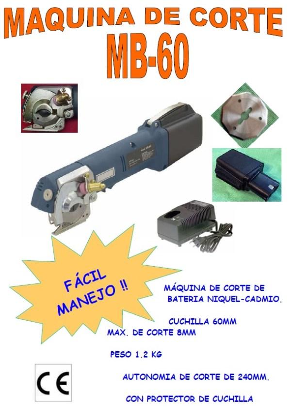 Maquina MB60