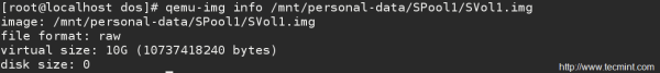 How to Manage KVM Virtual Environment using Commandline ...