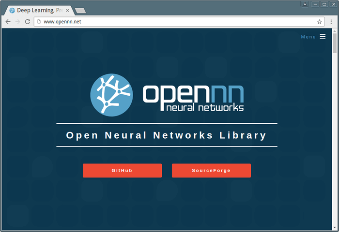 OpenNN - Open Neural Networks Library