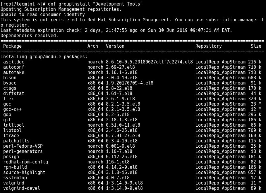 How to Install Node js in RHEL 8 – | ALLSTAR |