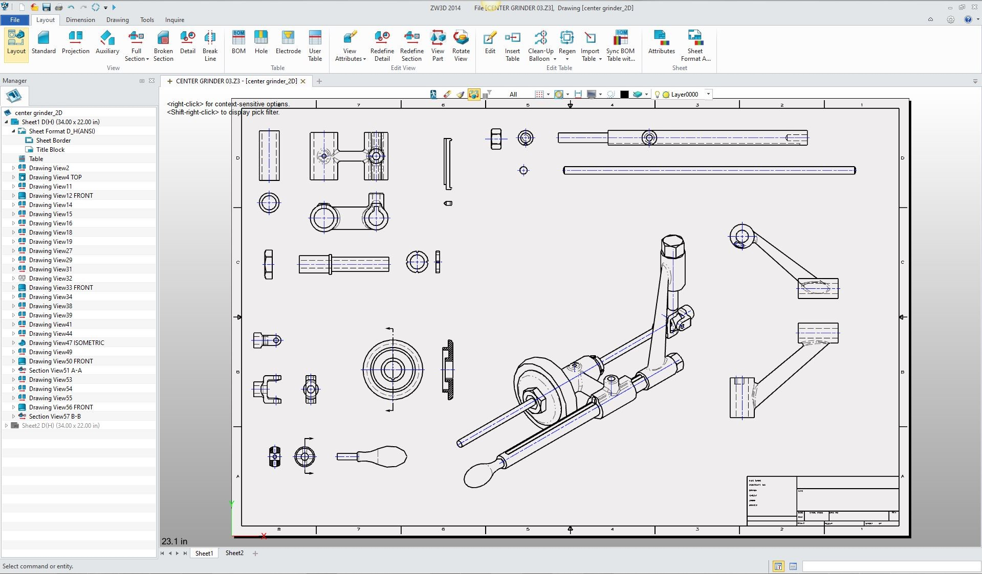 The Integrated Aid Drawing In 3d Cad